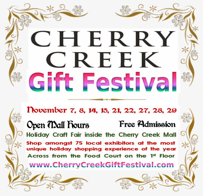 Cherry Creek Gift Festival - November 20