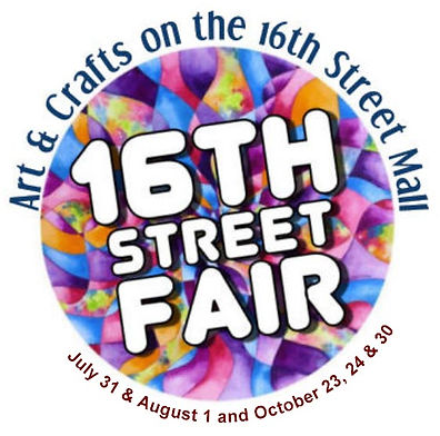 16th Street Fair - 2021 Logo All Dates.j