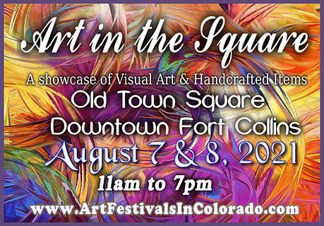 Art in the Square in Ft Collins - 2021 L