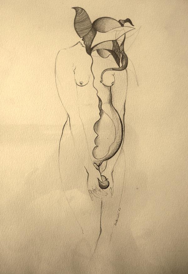 4 Donna,1978, 25x17,5 cm   .JPG