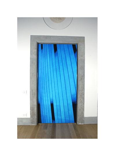 3 -  Porte Pandini, 2002, serigrafia su
