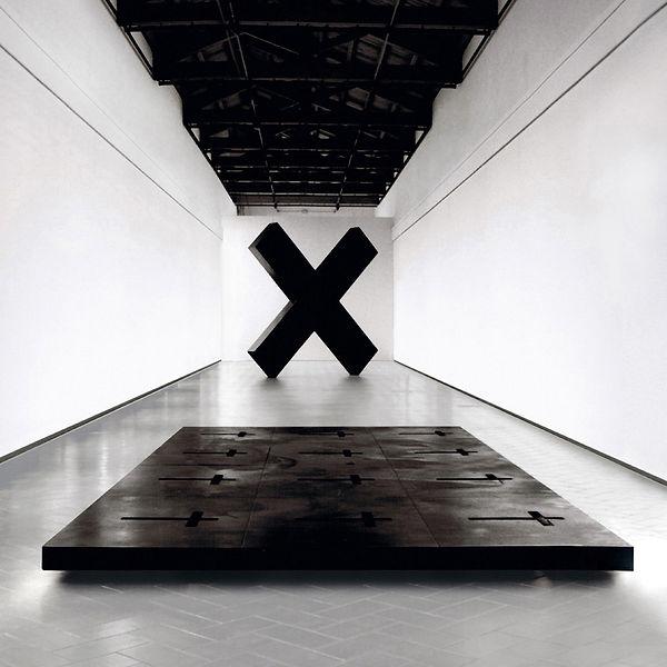 3  Paesaggio in nero,1991, Villa Reale,