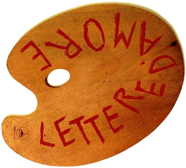 7 Lettere da Francoforte, 1992, 29x23 cm
