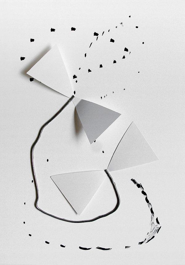 2  La versione di Dulcinea, 2009, 42x30