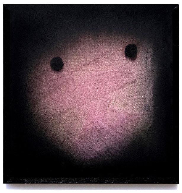 7   Erma, 1983, scatola di legno, vetro,