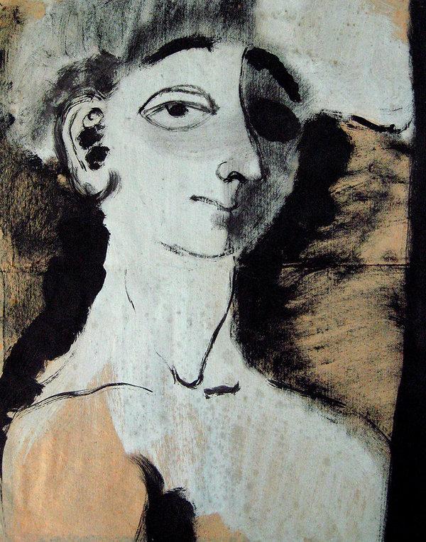 4 Sono una strega,  1968, 33x41,5 cm