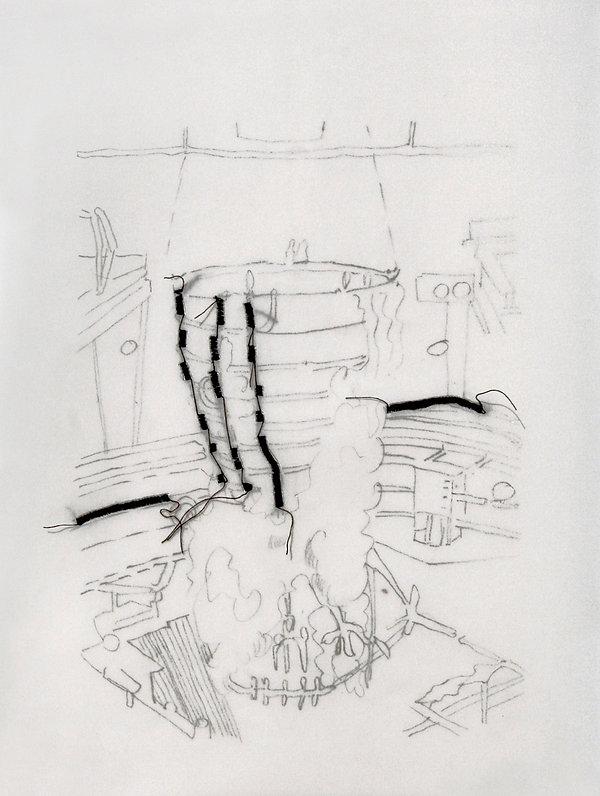 2  Amori segreti, 2008, 30x22 cm  .JPG