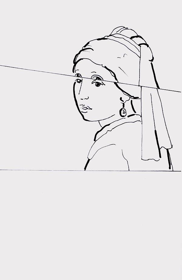 7    L'era successiva (Vermeer, Ragazza