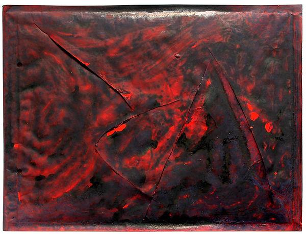 4  Lettere a nessuno, 1993, 26x34x1 cm