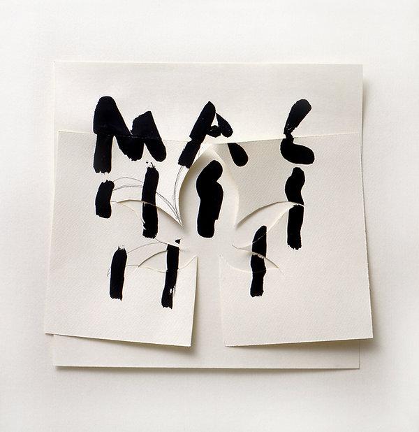 1 Appunti, 1993,  20x20x2 cm     .jpg