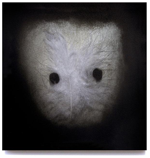 5  Erma, 1983, scatola di legno, vetro,
