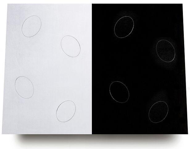 2  Impossible a dirsi, 1990 , tavola, ge