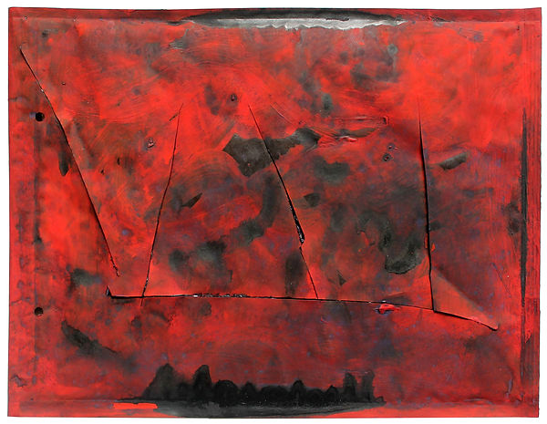 5  Lettere a nessuno, 1993, 26x34x1 cm