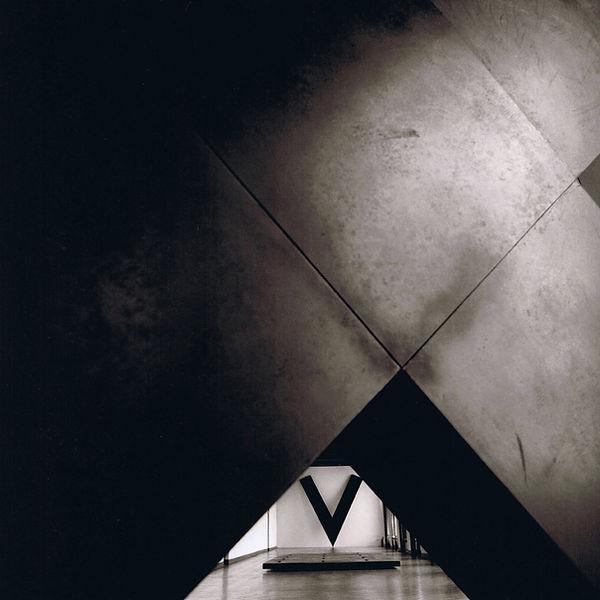 1  Paesaggio in nero,1991, Villa Reale,