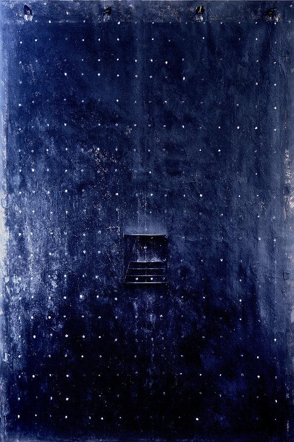 6  L'accesso sigillato,1988, tavola, car