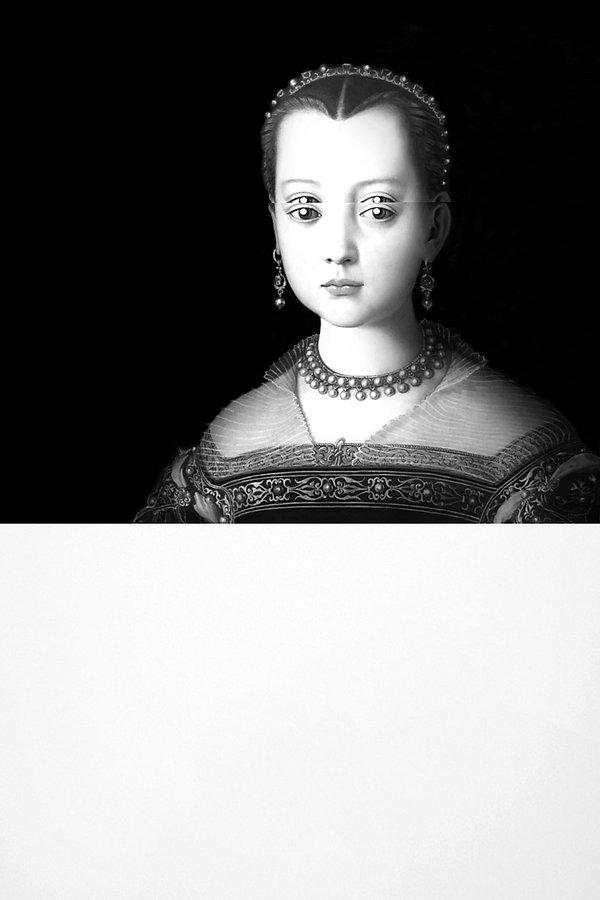 10  L'era successiva (Bronzino, Maria de