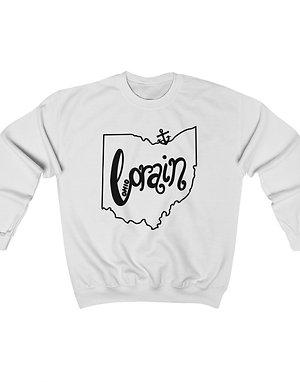 Lorain Ohio Crewneck