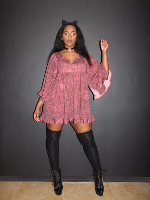 Hippie Chick Tunic Dress | Intro | EsChenee\'