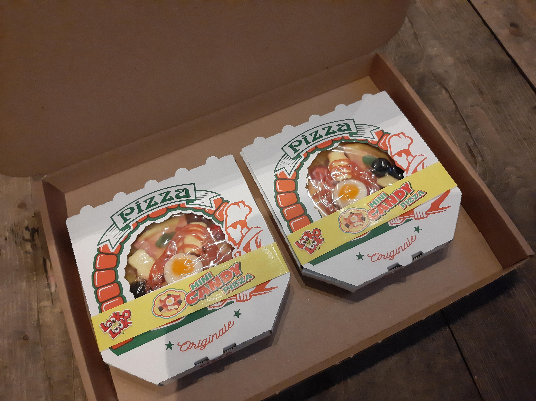 Snoeperij tum tum Pizza Pakket