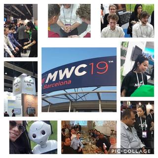 MWC Barcelone 2019