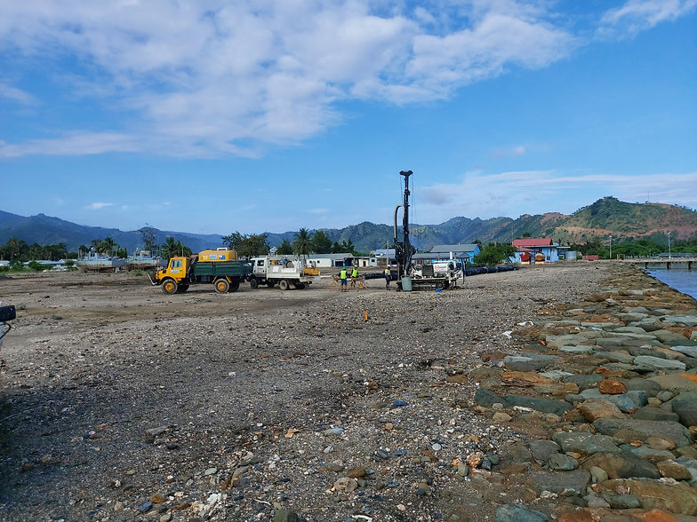 Geotechnical Investigation for Hera Nava
