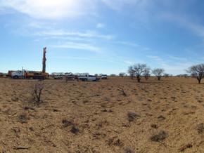 Vanadium Mine Site, St Elmo Project, Queensland