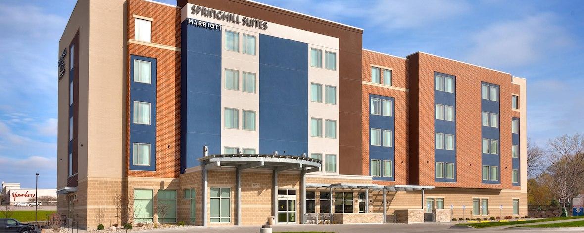 Springhill Suites- Coralville, IA