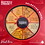 Thumbnail: Nantwich Cheese Heat Selection Wheel - 8 x 100g of spicy flavoured cheese