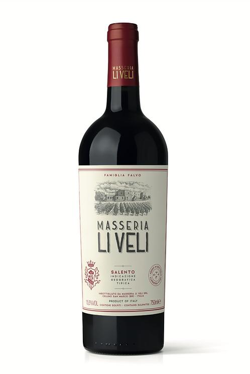 Rosso Salento 'MLV'