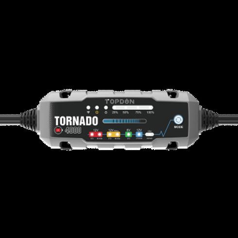 TOPDON Tornado4000 Batterieladegerät Batterieerhaltungsgerät