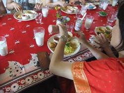 Indian Class in Cafe KAKA