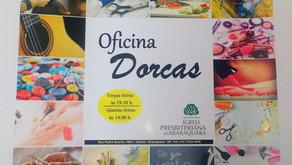 Cursos Gratuitos - Oficina Dorcas