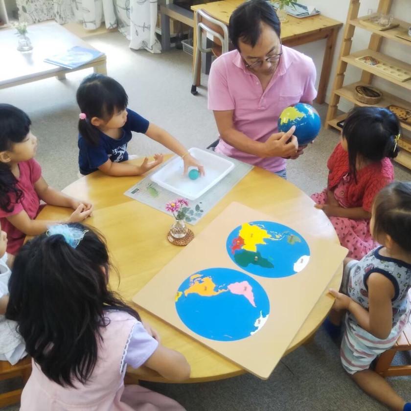 多様な家庭の子どもがクラスにいます。