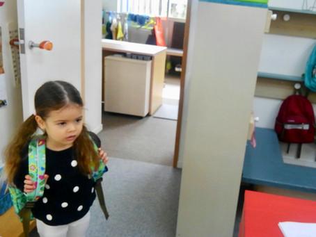 モンテッソーリスクール(幼稚園)の一日