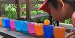Enjoy summer time!_#montessori #Osaka #h