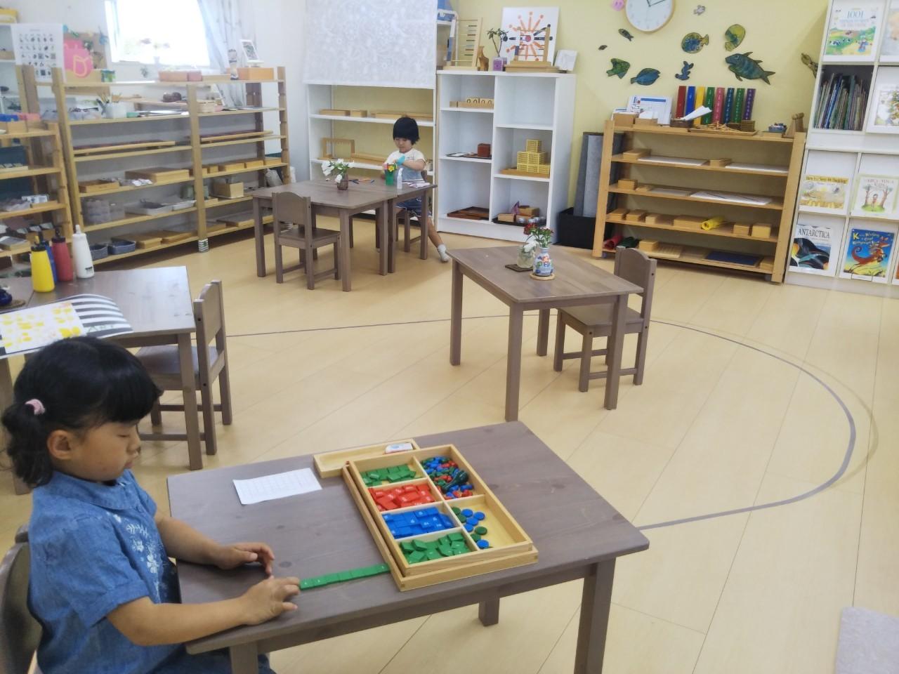 保育園 モンテッソーリ 教育