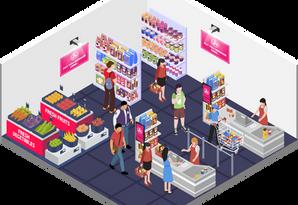 S1E7. Video Analytics For Indoor Ad. Usage Scenario - Retail.