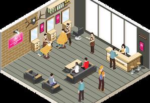 S1E6. Video Analytics For Indoor Ad. Usage Scenario - Beauty Salons & Barbershops.