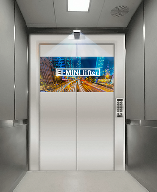 GET READY FOR: Elevator Advertising!