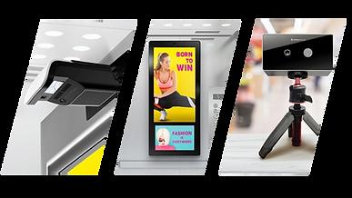 Рекламное цифровое оборудование Eastidea