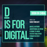 How DOOH might play out in 2021 and beyond?