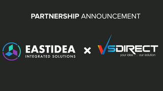 New official partnership with VSDirect.