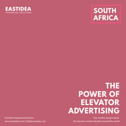 Weekly Column No.10 The Power of Elevator Advertising. The African continent.