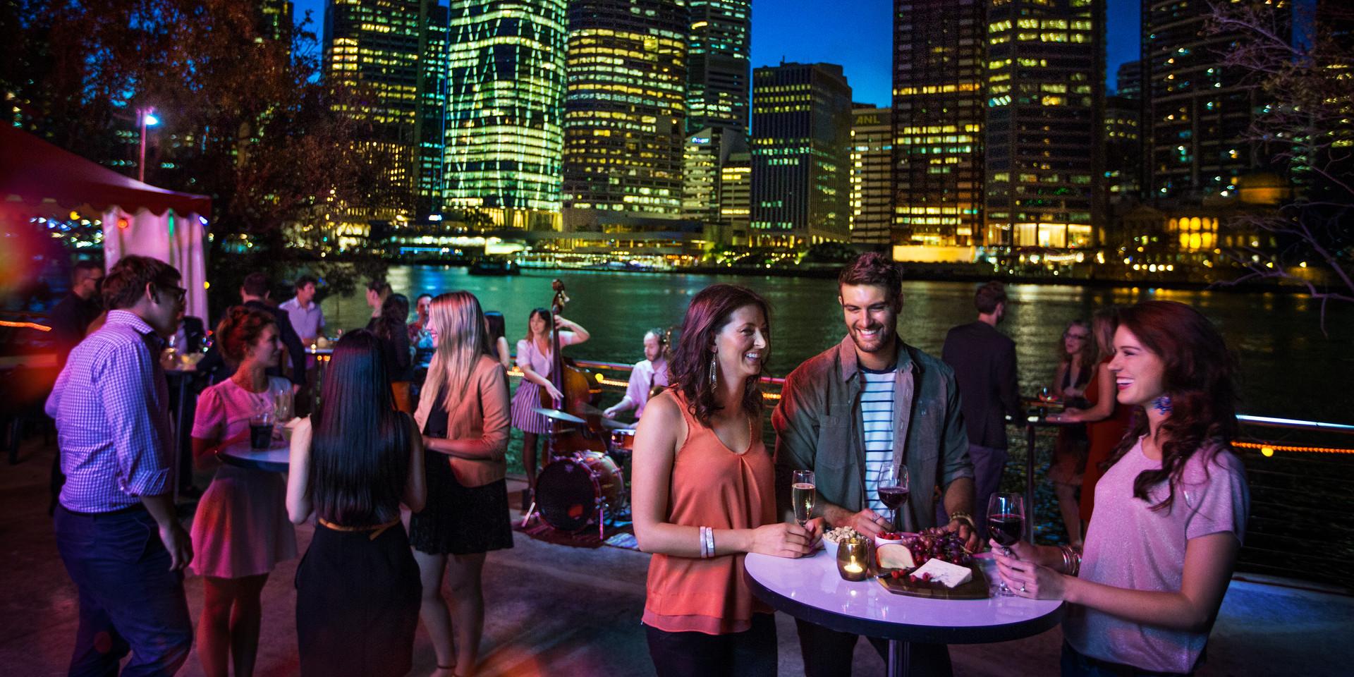 Brisbane Jazz Club.