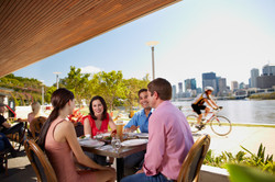 Dining at River Quay