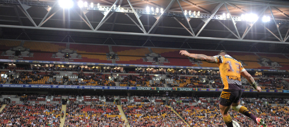 Brisbane Broncos - Corey Parker