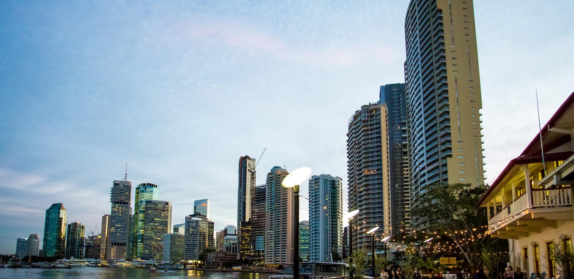 Brisbane CBD from Howard Smith Wharves_2