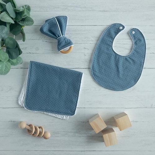 Blue Black Plus Baby Gift Bundle
