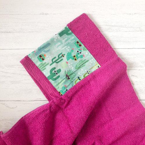 Cool Cactus Hooded Towel