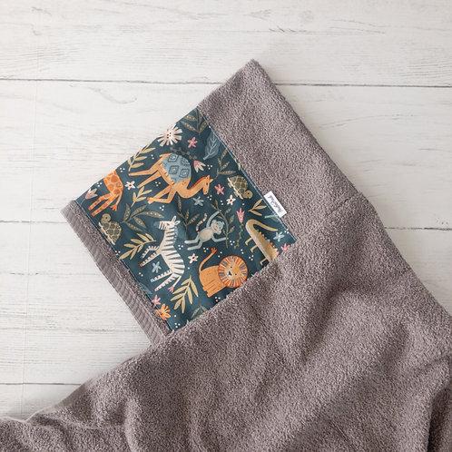 Jungle Hooded Towel
